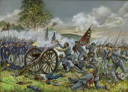 Picketts-Charge