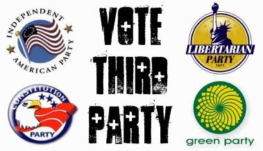 is a vote for a third party really a wasted vote korsgaard s