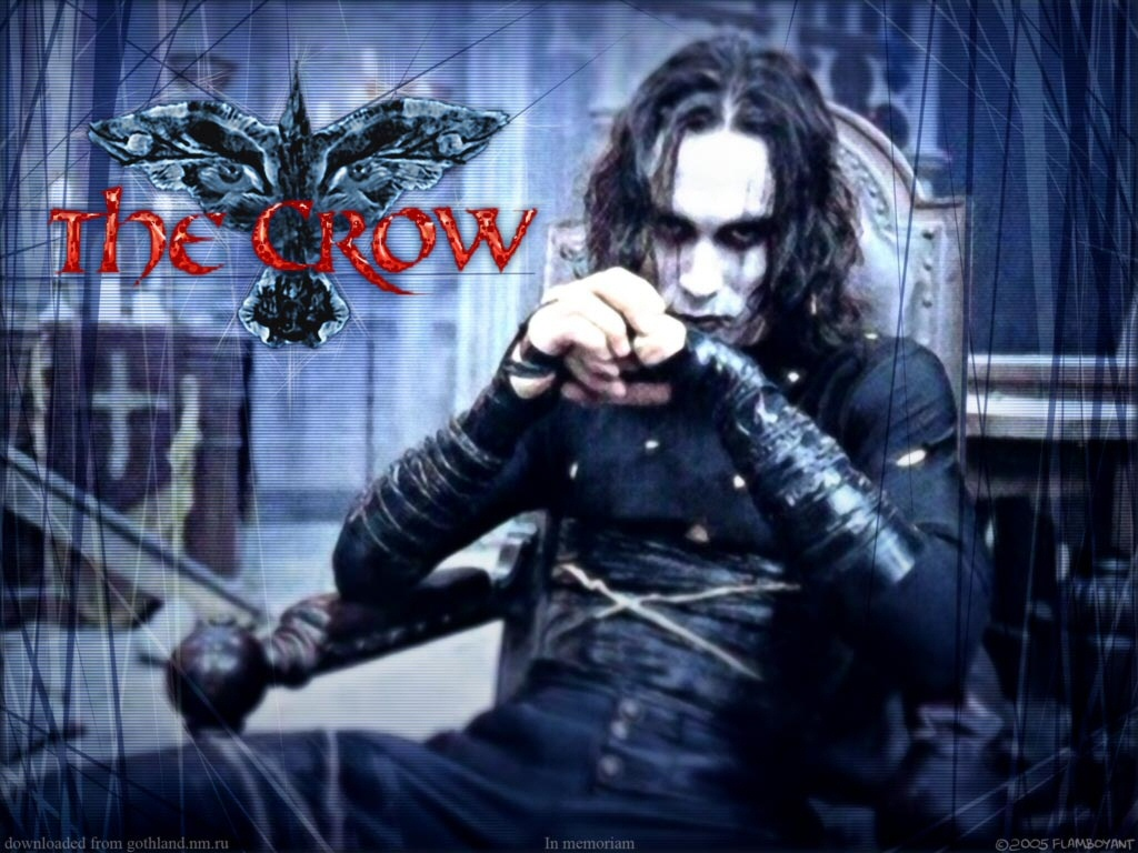 thecrowcover