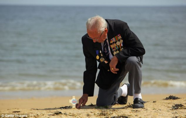 70th anniversary of the normandy landings