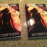 Flashing Steel, Flashing Fire by Matthew W. Quinn