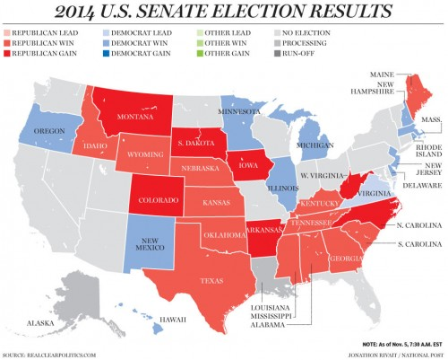 2014 Midterm Elections 2014 Midterm Elections Results