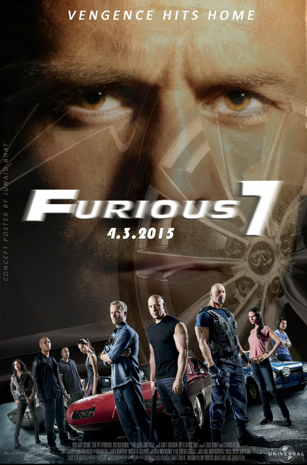 Fast and furious 7 hindi dubbed full hd movie free download livinace.