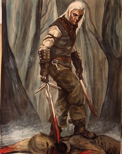 Geralt-of-Rivia-The-Witcher