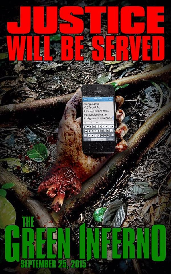 The Green Inferno Movie Review - Korsgaard's Commentary