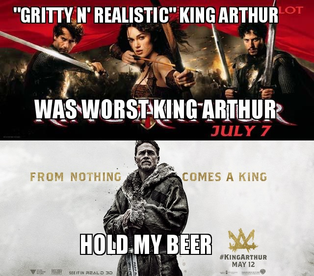 king arthur movie review King arthur movie reviews and ratings -showtimescom rating of 429 out of 5 stars page 2.