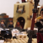 LEGO Donnie Yen goes to town in Chirrut vs. Everything